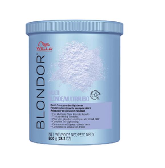 Wella Blondor Multi Blonde Powder Lightener 28.2 Oz