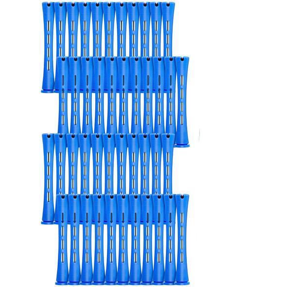 Perm Rods  48pc Long Blue  1/4