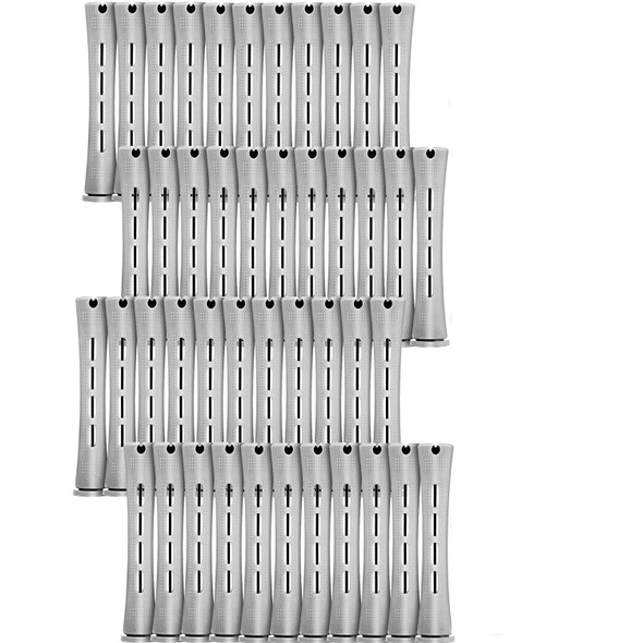 Perm Rods  48pc Short Gray  3/8