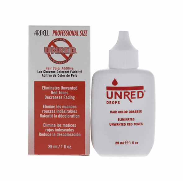 Ardell Unred Hair Color Additive 1oz
