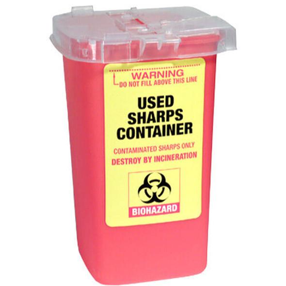 Plastic Container for Disposable Razor Blades