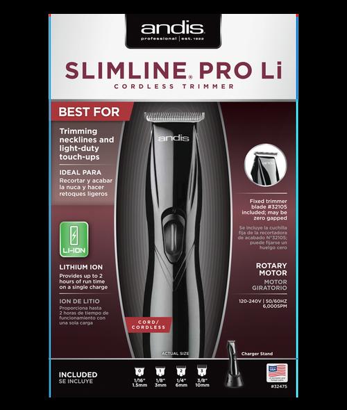 Andis Slimline Pro Li (Black)