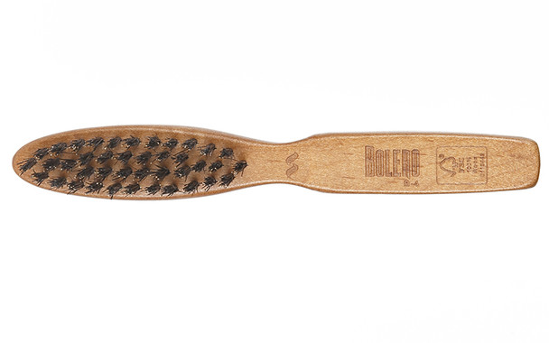 Bolero Boar Beard & Mustache Facial Hair Brush