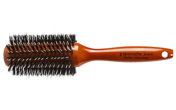Spornette Porcupine Rounder Brush 2 1/2