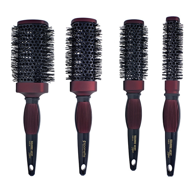 Spornette Square Heat Styler Brush 2.5""