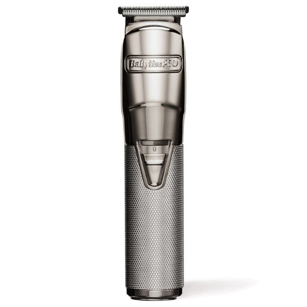 BaByliss Pro Silver FX Metal Lithium Trimmer