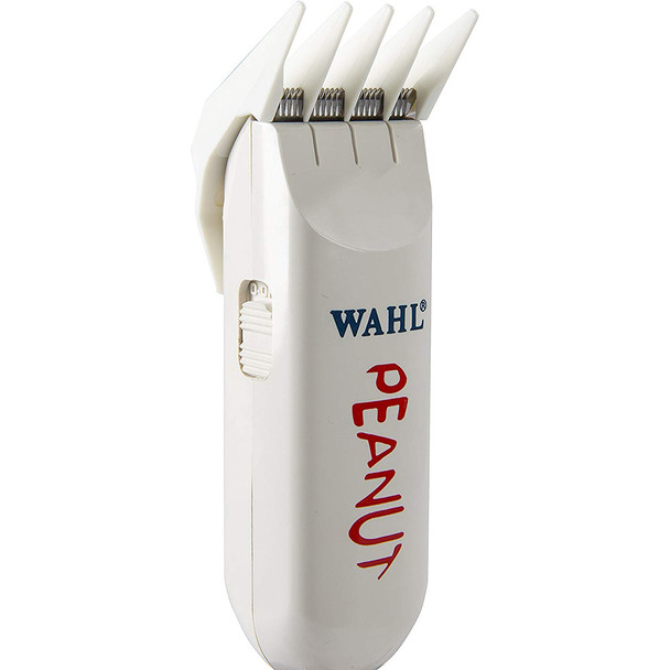 Wahl Classic Peanut Trimmer White