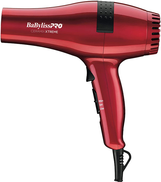 BaBylissPRO BRX5572 Ceramix Xtreme Hair Dryer, 2000 Watts
