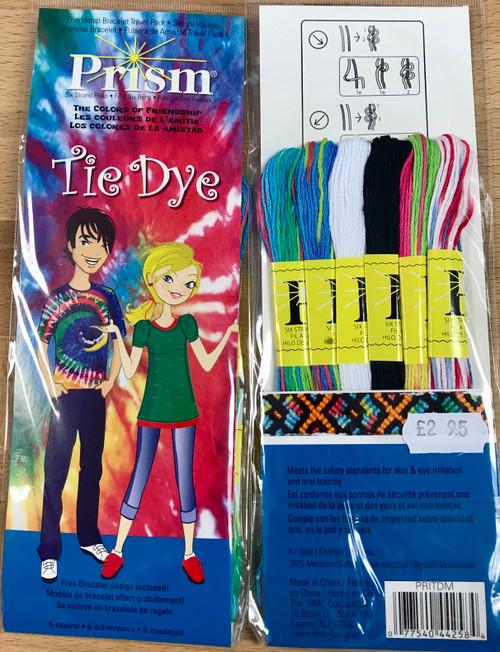 Friendship Making Kit in - Tie Dye Colours