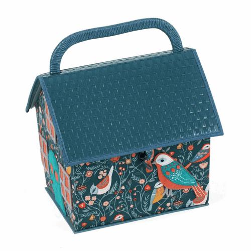 Sewing Box: Birdhouse: Aviary