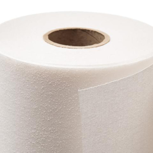Double-Sided Fusible Buckram Stiffener, 10cm/4 inch wide, Sold Per Metre