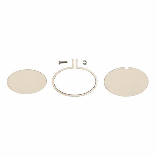 Mini Embroidery Hoop: Oval: 60 x 40mm