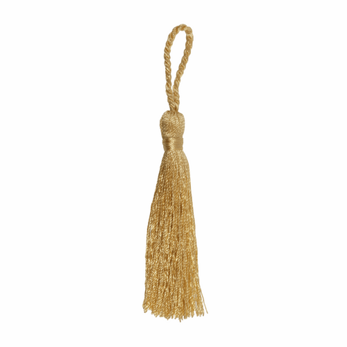 Tassels - 10cm Gold ( Sold individually)
