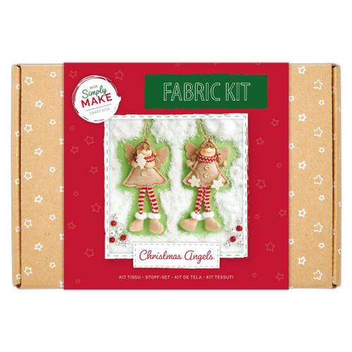 Fabric Kit - Christmas Angels