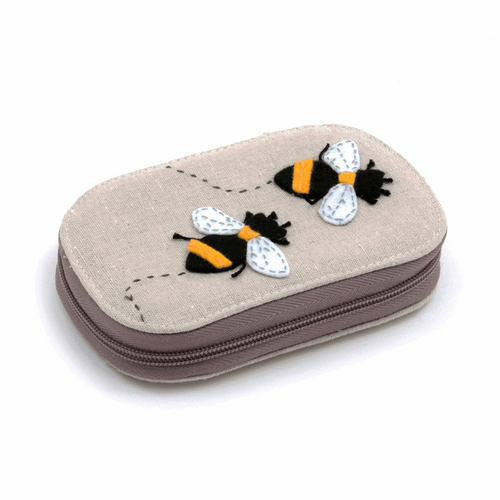Sewing Kit: Zip: Appliqué Bee
