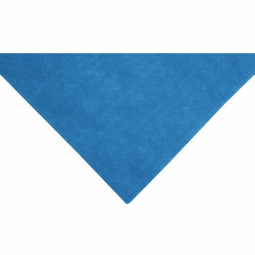 Crystal Blue Acrylic Felt Sheet (23cm x 30cm)