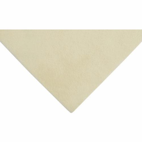 Cream Acrylic Felt Sheet (23cm x 30cm)