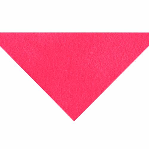 Fluorescent Pink Acrylic Felt Sheet (23cm x 30cm)