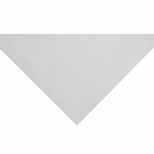 White Acrylic Felt Sheet (23cm x 30cm)