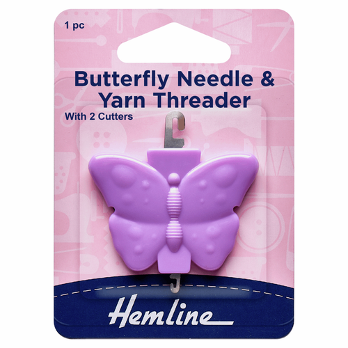 Butterfly Needle & Yarn Threader