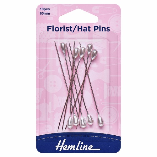 Florist Hat Pins (10pc)