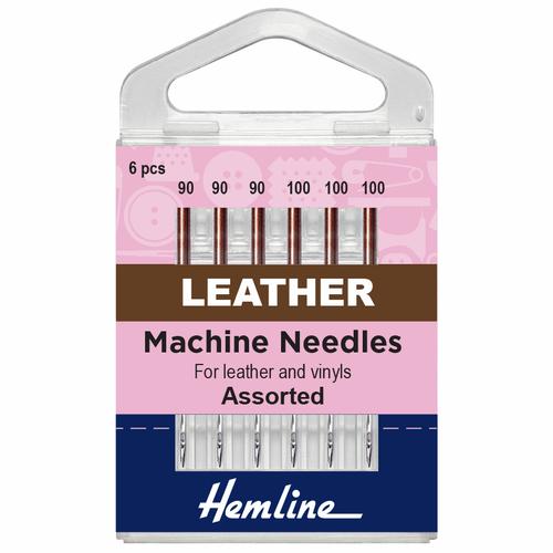 Machine Needles - Leather - Assorted Sizes 90-100