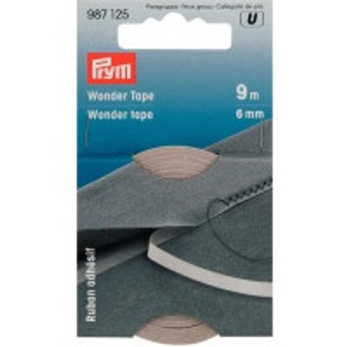 6mm Transparent Wonder Tape (9mtr)