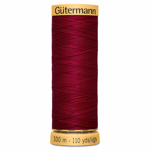 2653 Natural Cotton Sewing Thread 100mtr Spool