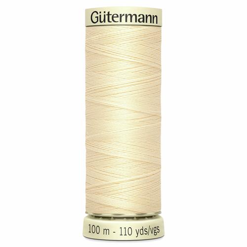 610 Sew-All Polyester Thread 100mtr Spool
