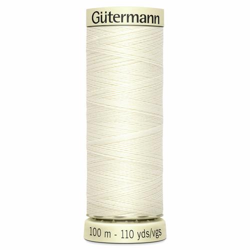 1 Sew-All Polyester Thread 100mtr Spool