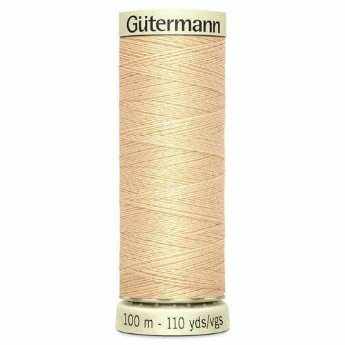 6 Sew-All Polyester Thread 100mtr Spool