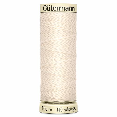 802 Sew-All Polyester Thread 100mtr Spool