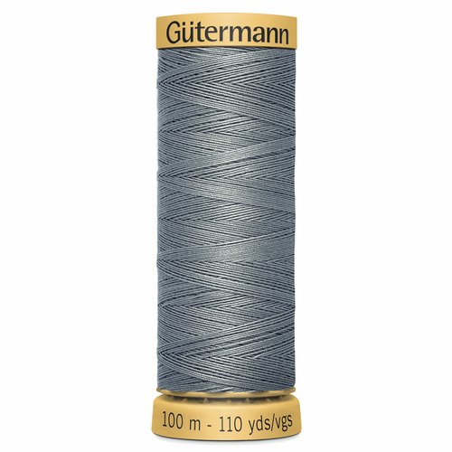 0305 Natural Cotton Sewing Thread 100mtr Spool