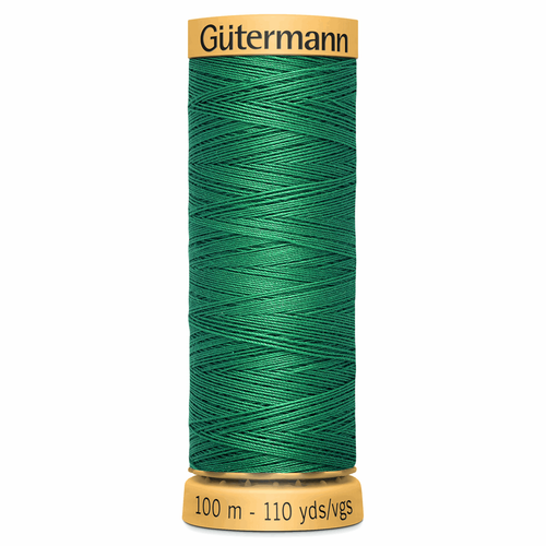 8543 Natural Cotton Sewing Thread 100mtr Spool
