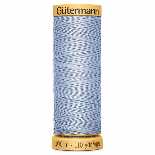 5726 Natural Cotton Sewing Thread 100mtr Spool