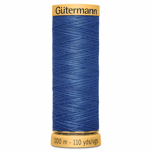 5133 Natural Cotton Sewing Thread 100mtr Spool