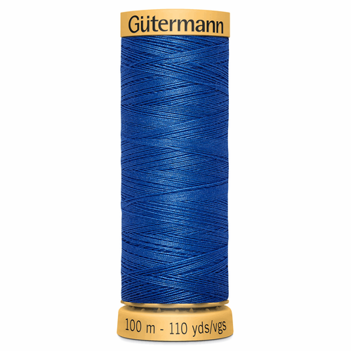 7000 Natural Cotton Sewing Thread 100mtr Spool