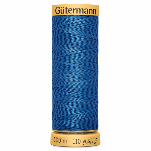 5534 Natural Cotton Sewing Thread 100mtr Spool