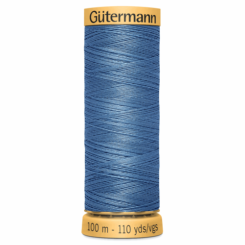 5725 Natural Cotton Sewing Thread 100mtr Spool