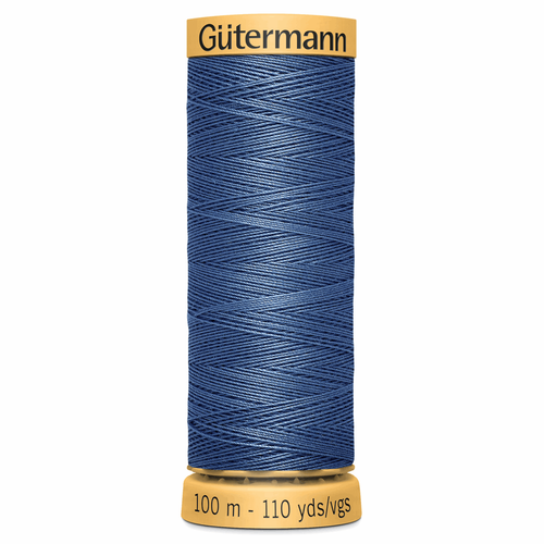 5624 Natural Cotton Sewing Thread 100mtr Spool