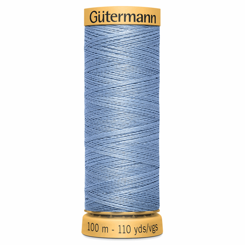 5826 Natural Cotton Sewing Thread 100mtr Spool