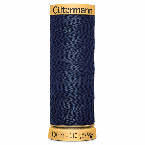 5422 Natural Cotton Sewing Thread 100mtr Spool