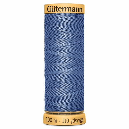 5325 Natural Cotton Sewing Thread 100mtr Spool