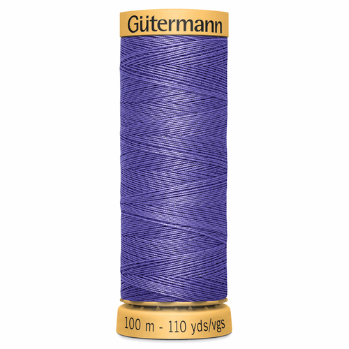 4434 Natural Cotton Sewing Thread 100mtr Spool