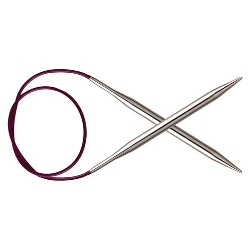 6.00mm 'Nova' Circular Knitting Needle, 80cm length