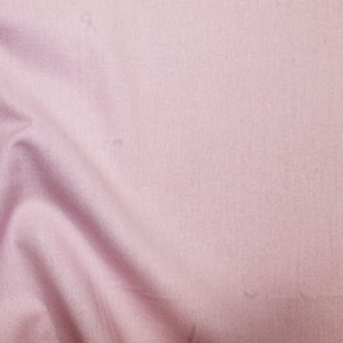 Pale Pink 100% Cotton Fabric, 112cm/44in wide, Sold Per HALF Metre