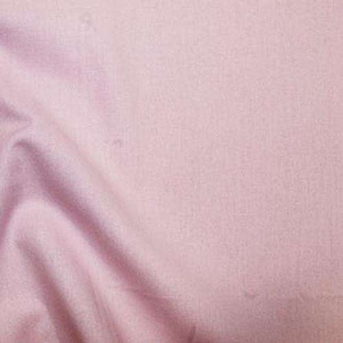 "Pale Pink 100% Cotton Fabric, 112cm/44"" wide, Sold Per HALF Metre"