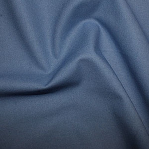 Cadet Blue 100% Cotton Fabric, 112cm/44in wide, Sold Per HALF Metre