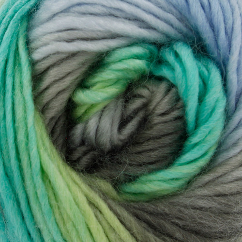 Ocean Riot Chunky with 30% Wool (100g)