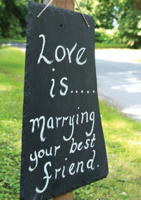 Love is... Marrying Your Best Friend Card